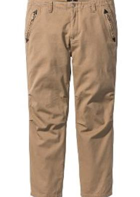 Bonprix Chino Pantolon Regular Fit - Kahverengi