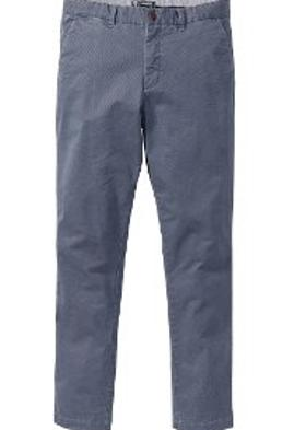 Bonprix bpc selection Chino Pantolon Slim Fit - Mavi