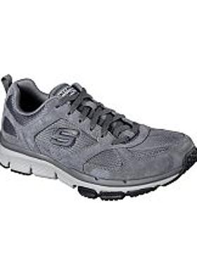 Skechers Relaxed Fit: Optimizer - Charcoal-Black