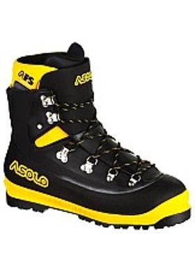 Asolo AFS 8000 - Black-Yellow