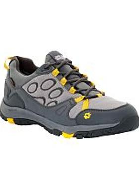 Jack Wolfskin Activate Texapore Low Erkek Ayakkabı - Burly Yellow XT