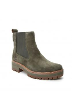 Timberland A1j5u Courmayeur Valley Chelsea Timberland - Olive Night Earthybuck