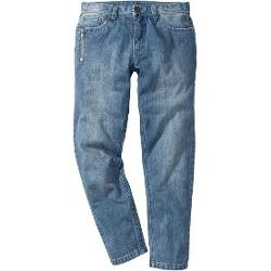 Bonprix RAINBOW Jean Pantolon Regular Fit Tapared - Mavi