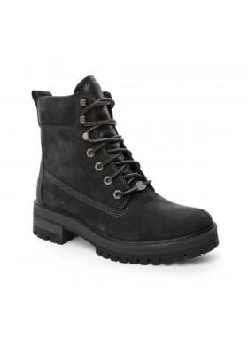 Timberland A1kıh Courmayeur Valley Yboot Timberland - Black Earthybuck w/Black Charred Suede