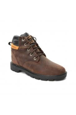 Timberland Leavitt Wp Lace Boot Timberland - Medium Brown Connection