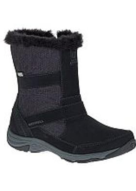 Merrell Albury Tall Polar Waterproof - Black