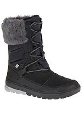 Merrell Aura Mid Lace Polar Waterproof - Black