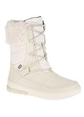 Merrell Aura Mid Lace Polar Waterproof - White
