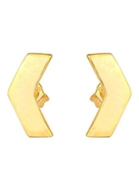 Gimora Chevron Follow StuEarrings Küpe