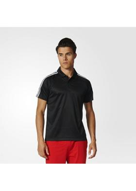 Adidas D2M 3-STRIPES POLO TİŞÖRT