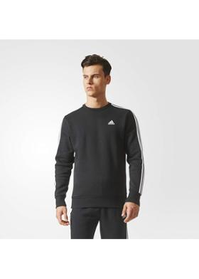 Adidas ESSENTIALS 3-STRIPES CREW SWEATSHIRT