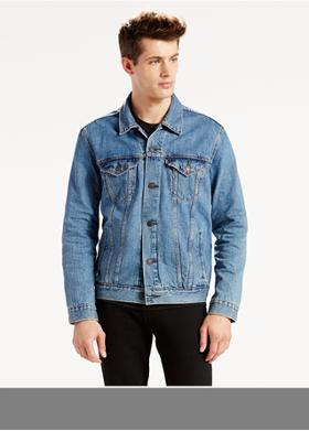 Levi's 511 Slim Fit Canyon Towhee Ceket