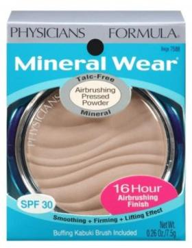 Physicians Formula Pudra Mineral Wear Natural Beige