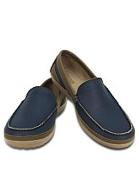 Crocs Wrap ColorLite Loafer Men - Navy-Tumbleweed
