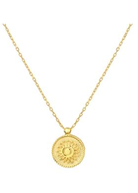Gimora Beauty Of Life Medallion Necklace Kolye