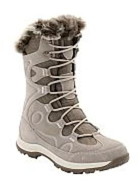 Jack Wolfskin Glacier Bay Texapore High Kadın Bot - Moon Rock