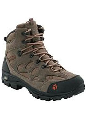 Jack Wolfskin All Terrain 7 Texapore Mid Erkek Bot - Earth Orange