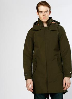Jack & Jones Haki Parka Mont