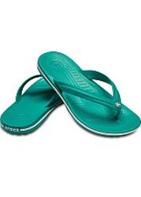 Crocs Crocband Flip - Tropical Teal-White