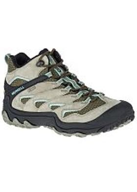Merrell Chameleon 7 Limit Mid WP Kadın - Dusty Olive