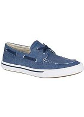 Sperry Bahama II Boat Washed - Navy