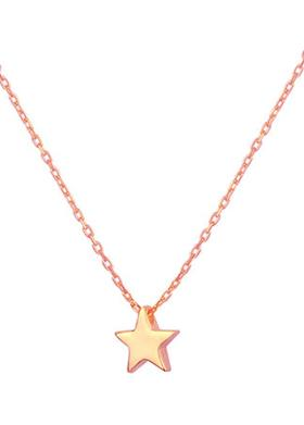 Gimora Stary Nights Star Necklace ( Big) Kolye