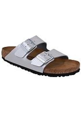 Birkenstock Arizona Kadın Terlik - Graceful Silver
