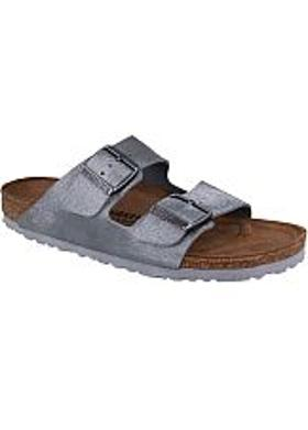 Birkenstock Arizona Kadın Terlik - Animal Fascination Gray