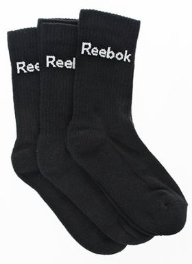 Reebok For 2 Crew Çorap