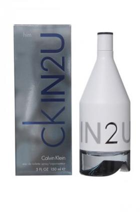 Calvin Klein IN2U HIM EDT 100 Ml Erkek Spray