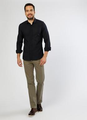 Beymen Business Casual Yeşil Klasik Pantolon