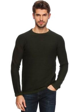 Jack & Jones Wind Knit Kazak