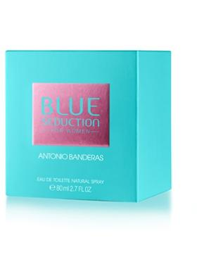Antonio Banderas Antonio Banderas Blue Woman Edt 80 ml