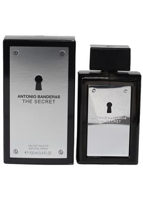 Antonio Banderas Secret Man Edt 100 Ml
