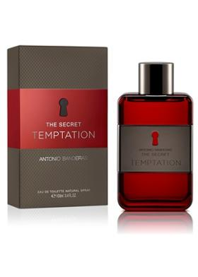 Antonio Banderas The Secret Temptation Edt 100 Ml