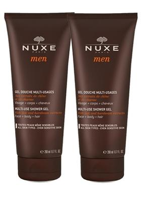 Nuxe NUXE Men Gel Douche 200 ml İKİLİ PAKET