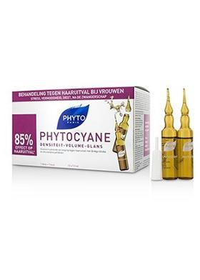 Phyto PHYTO Phytocyane Densifying Treatment Serum 12 x 3.5 ml - Saç Dökülmesi (Bayan)