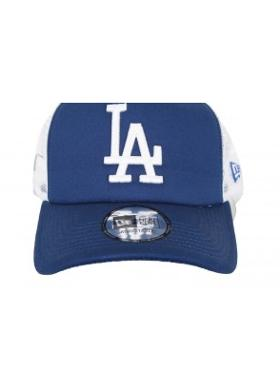 New Era Clean Trucker Los Angeles Dodgers Unisex Şapka Mavi