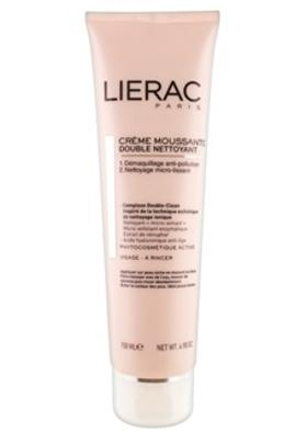 Lierac Foaming Cream Double Cleanser 150ml