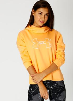 Vans Under Armour Rival Fleece Bl Hoodie Sweatshirt