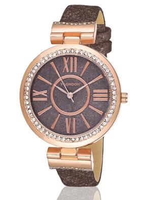 Y-London Kol Saati - Rose Gold