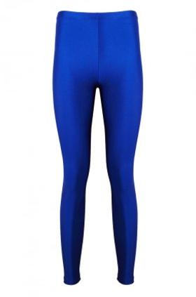 ANAİS MARGAUX paris Alexandra Shiny Saxe Blue Legging