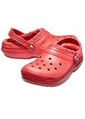 Crocs Classic Lined Clog - Pepper-Pepper