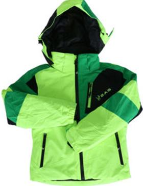 2AS 2As Colour-Mix Kids Ski Jacket W17K08002YDG