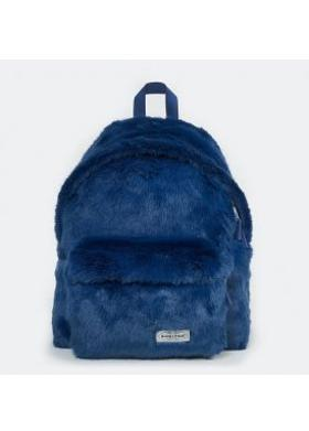 Eastpak Blue Padded Pak'r Fur