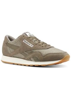 Reebok Cl Nylon M Terrain Grey/Chalk
