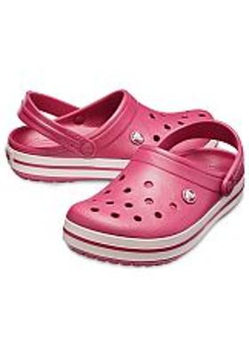 Crocs Crocband - Pomegranate-Rose Dust