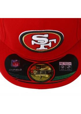 New Era Nfl On Fıeld 5950 Saf49E Game Unisex Şapka