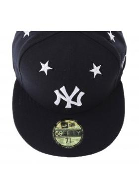 New Era Star Crown Mlb New York Yankees Navy Unisex Şapka
