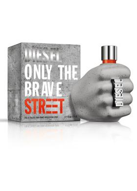 Diesel Only The Brave Street Edt 125 ml Erkek Parfüm